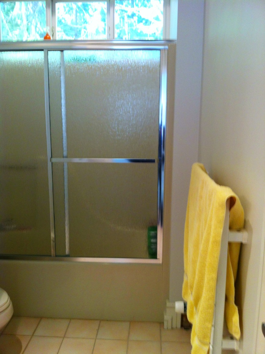 New Shower Doors