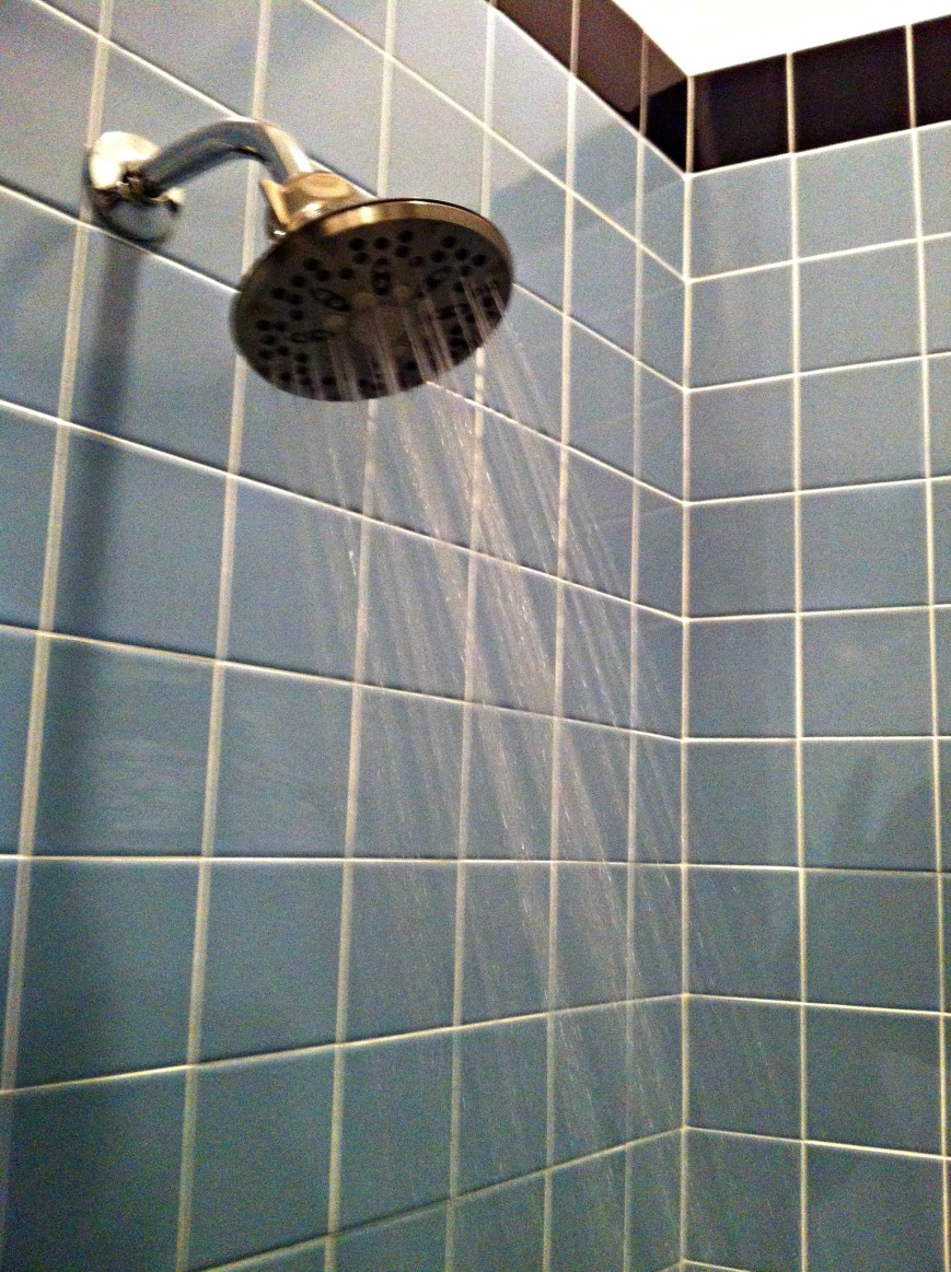 New Shower Head