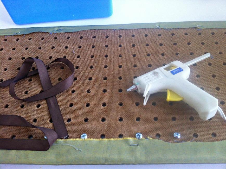 Glue Gun Ribbon