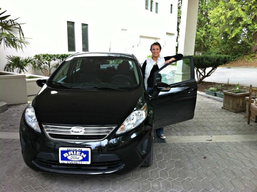 BG & Her Car