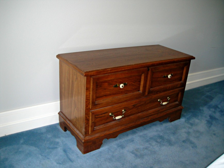 Hope Chest Close Up