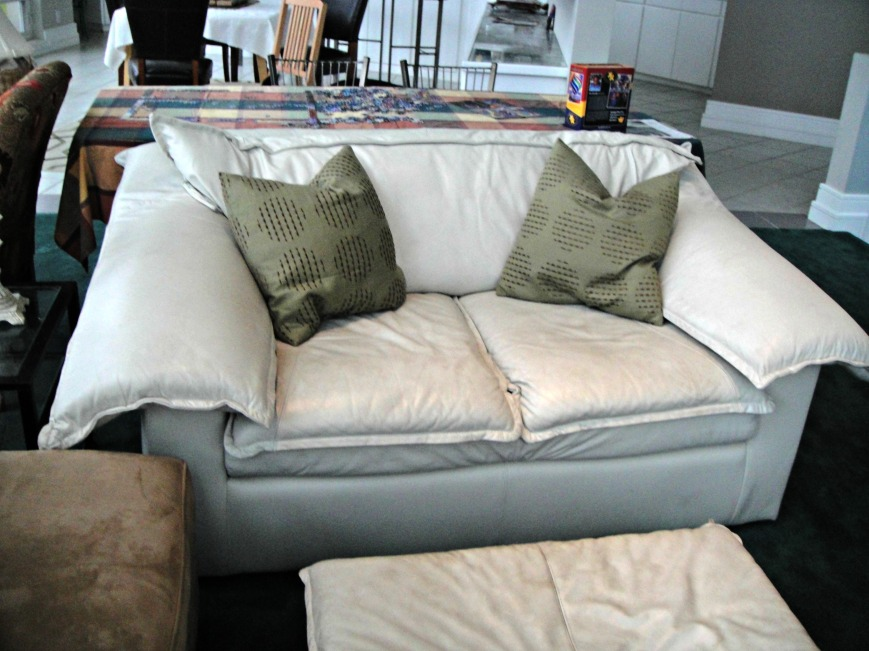 Greensih Gray Pillows