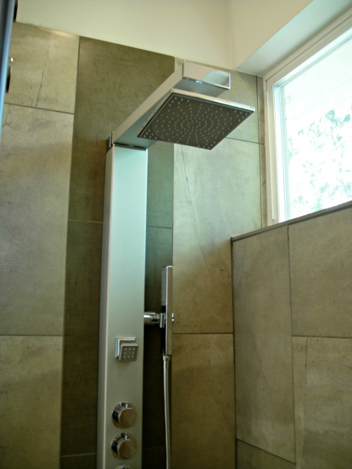 shower tower
