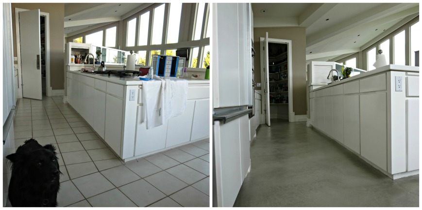 Kitchen B&A Collage