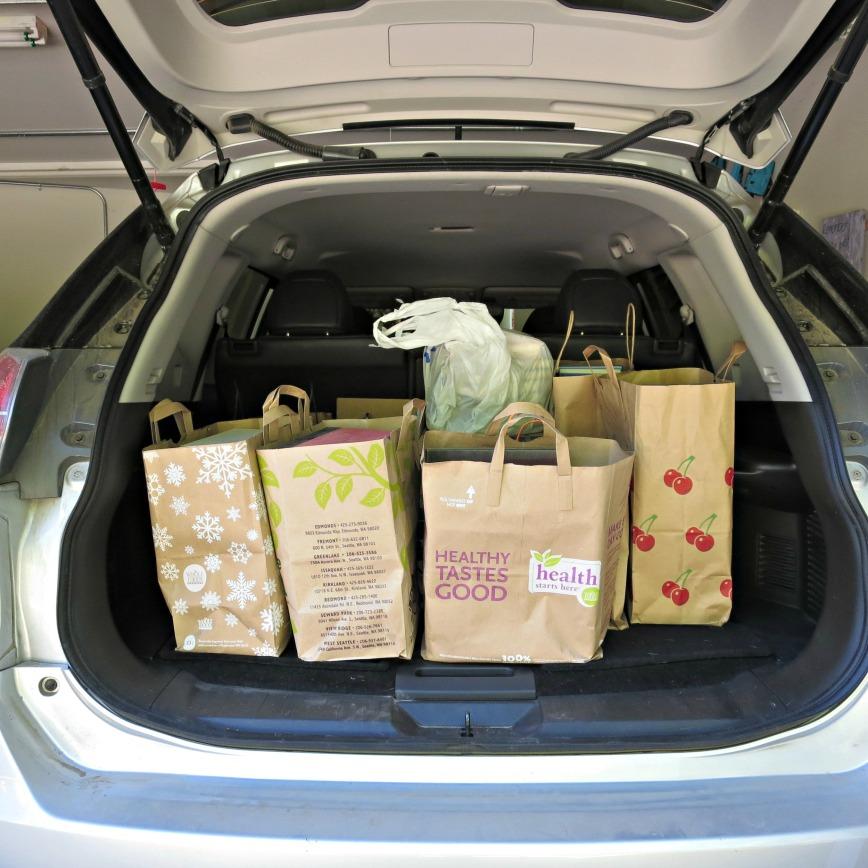 Books in the car 2