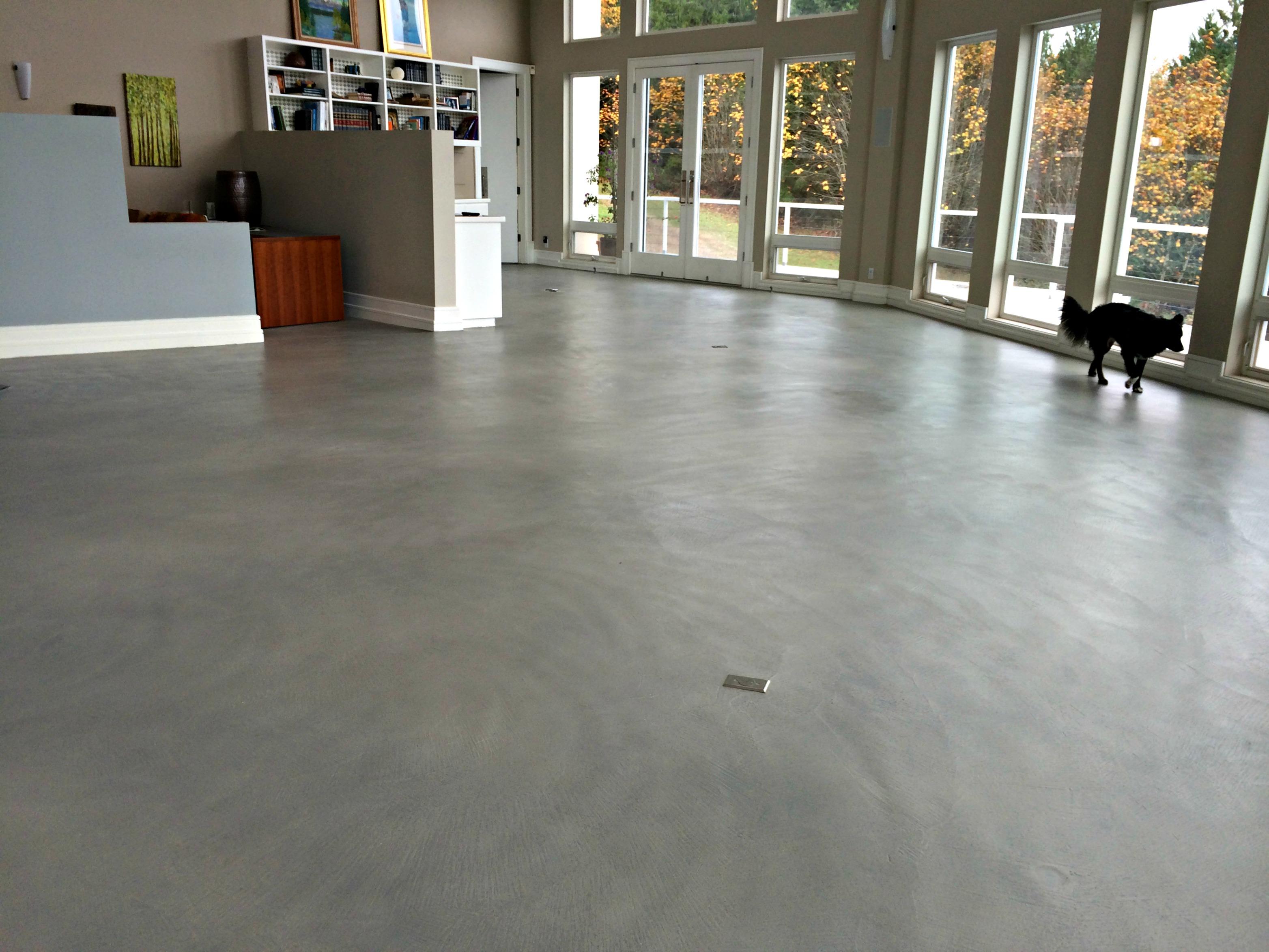 Beautiful Floors flooring | big white house on the hill