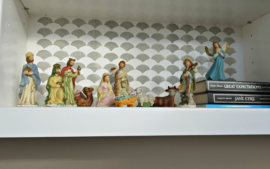 Colorful Nativity