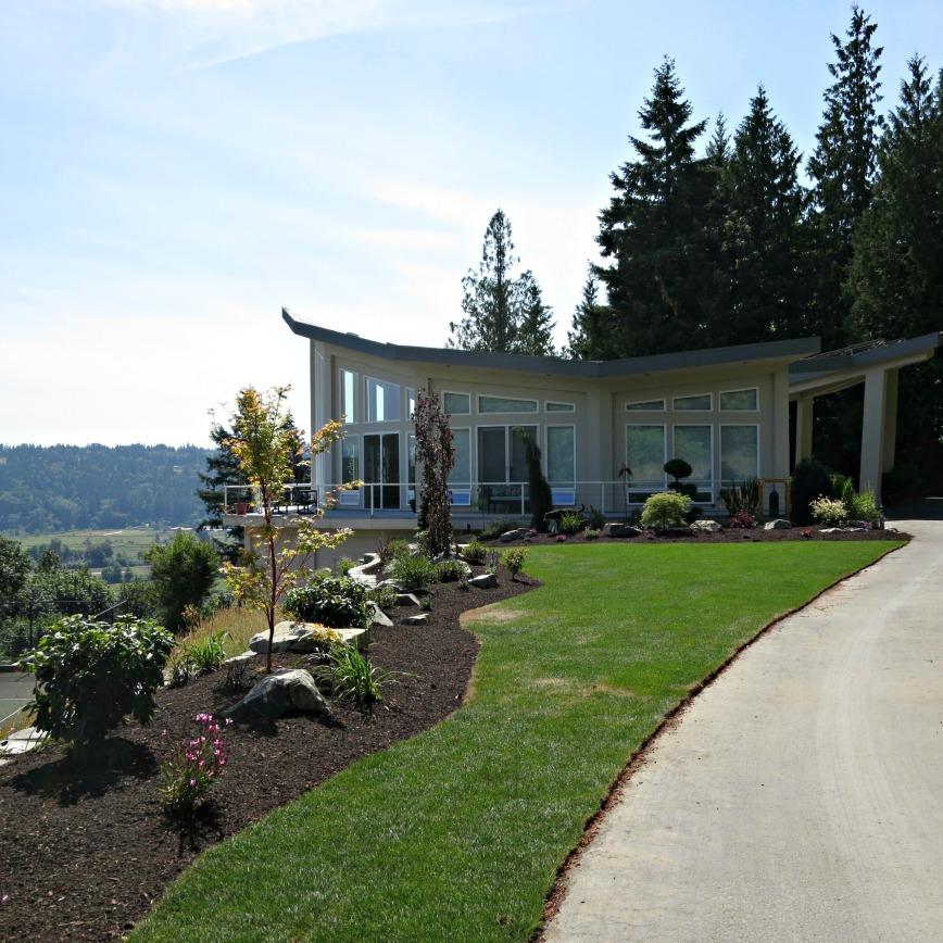 yard & house
