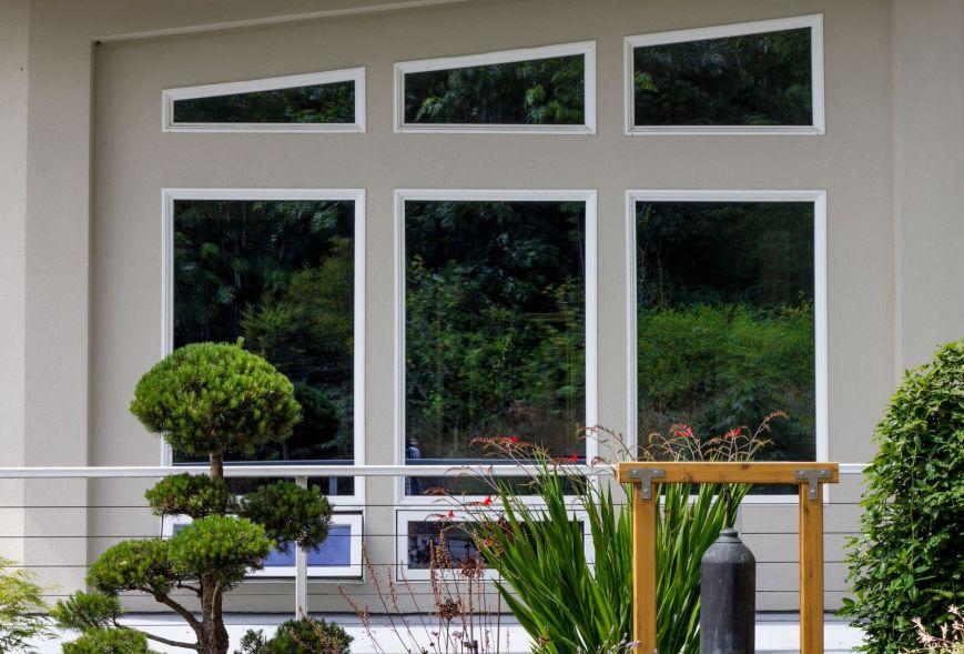Master window reflection