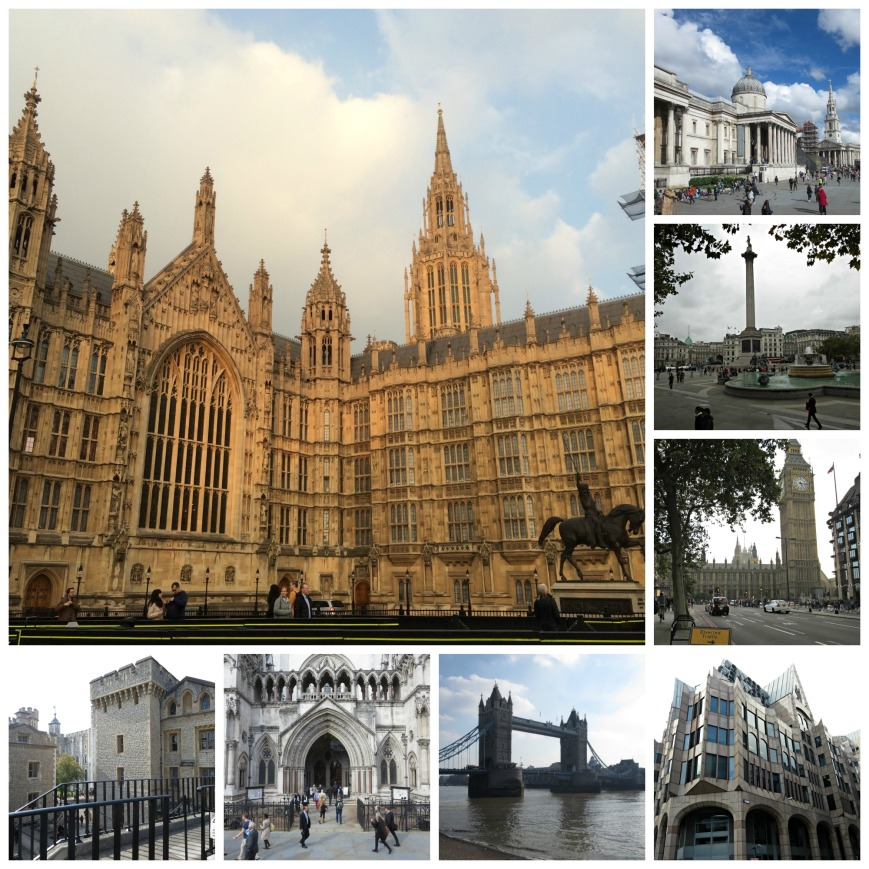 London Building Collage