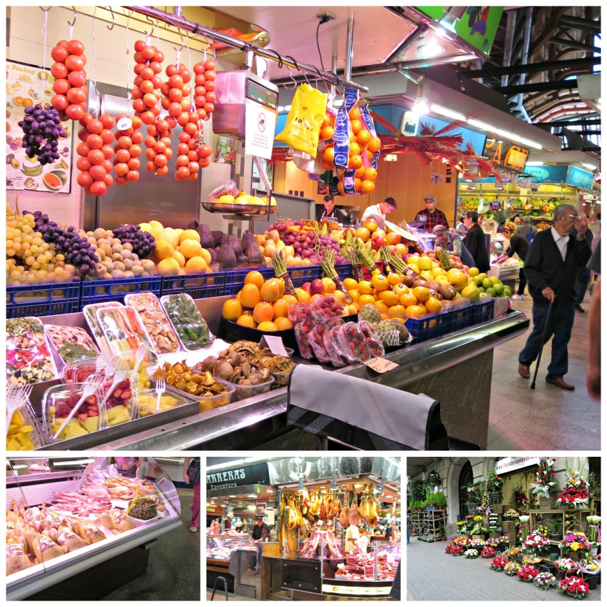 Market Collage