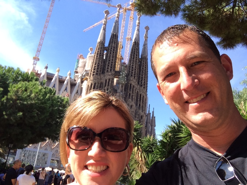 Sagrada Familia and Us