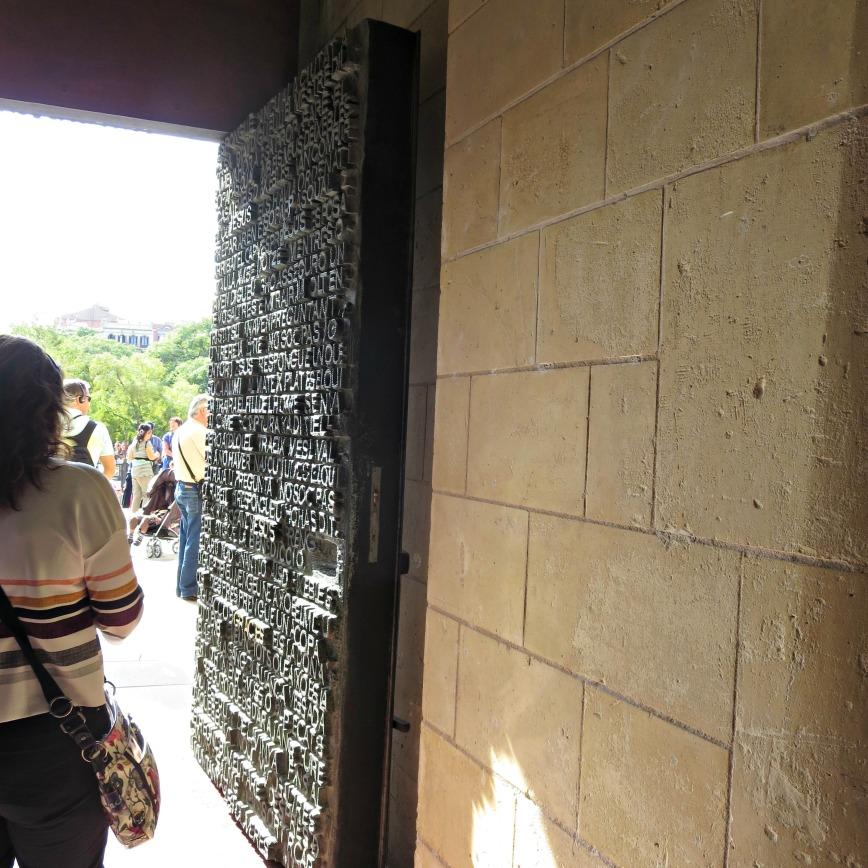 SG Bronze Door