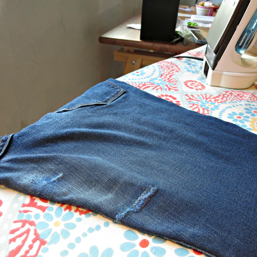 MP SW Jeans After