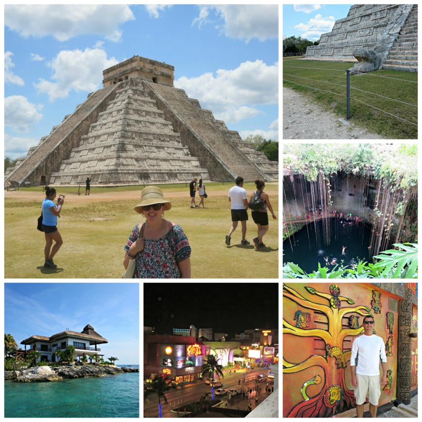 ToT2 Excursion Collage