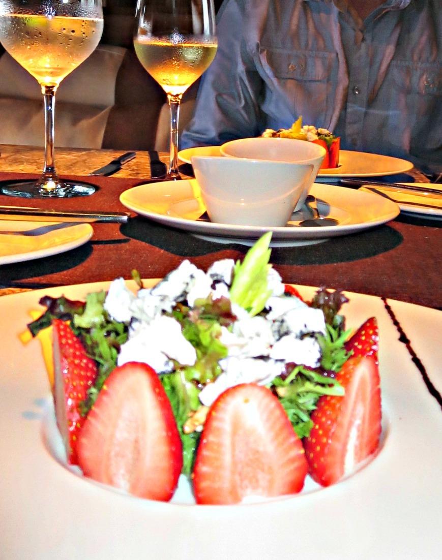 ToT2 Strawberry Salad
