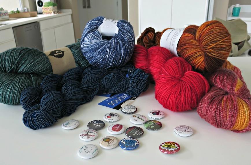 Yarn & Pins