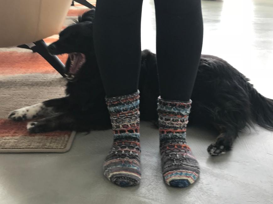 BGs socks